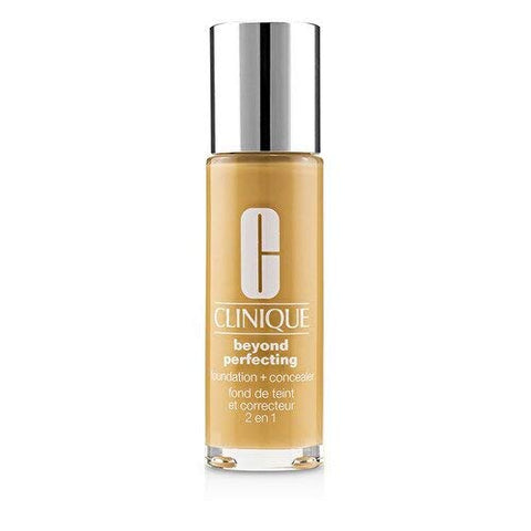 Clinique Beyond Perfecting Foundation + Concealer 1 oz, 10 Honey Wheat (MF-G)