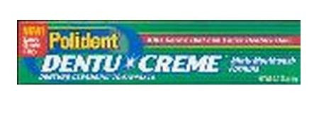 Polident Dentu Creme 3.90 Oz (Pack Of 3)