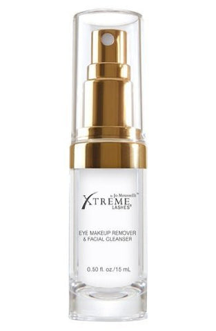 ... Xtreme Lashes Eye Makeup Remover And Facial Cleanser (120m L)
