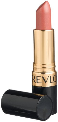 Revlon Super Lustrous Lipstick, Pearl, Rose And Shine, 0.15 Ounce (Pack Of 2)