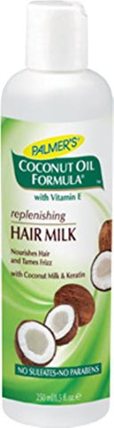 Palmer's Coconut Oil Formula Hair Milk Smoothie 8.50 Oz (Pack Of 4)