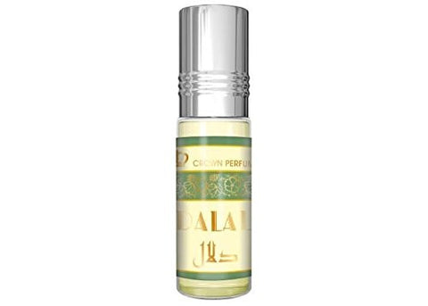 Dalal   6ml (.2 Oz) Perfume Oil By Al Rehab (Crown Perfumes)
