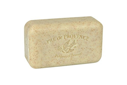 Pre De Provence Shea Butter Enriched Handmade French Soap Bar (150g)   Honey Almond