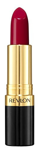 Revlon Super Lustrous Lipstick Creme, Cherries In The Snow 440, 0.15 Ounce (Pack Of 2)