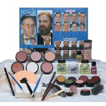 Graftobian Student Theatrical Makeup Kit Deluxe   Medium/Olive