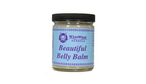 Wiseways Herbals, Beautiful Belly Balm, 8 Ounce