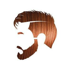 Manly Guy Copper Hair, Beard, & Mustache Color: 100% Natural & Chemical Free