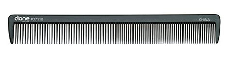 Diane Cutting Comb #7110   6 Pieces, Detangler, Adults And Kids, No More Tangle, Short Hair, Long Ha