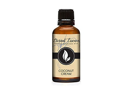 Coconut Cream Premium Grade Fragrance Oil   Scented Oil   (30ml)