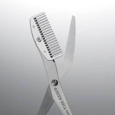 Seki Edge Ss 605  Eyebrow Comb Scissors