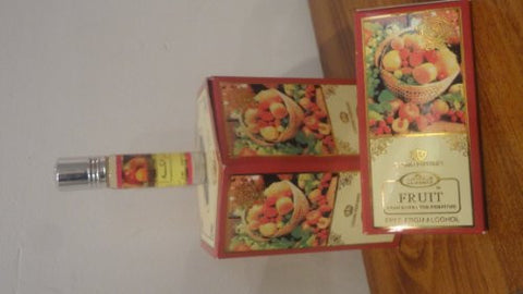Fruit   6ml (.2oz) Roll On Perfume Oil By Al Rehab (Crown Perfumes) (Box Of 6)