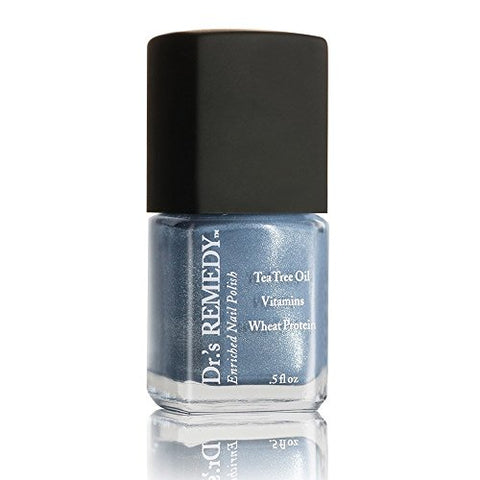 52973290ad96 Dr.s Remedy Bountiful Blue Nail Polish With OUR Choice of One of the FREE  ...