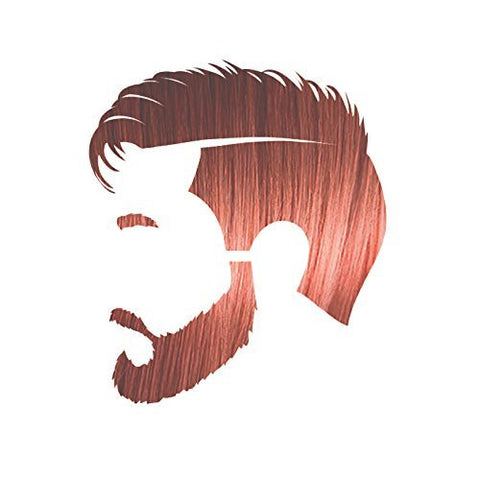 Manly Guy Pure Henna Red Hair, Beard, & Mustache Color: 100% Natural & Chemical Free