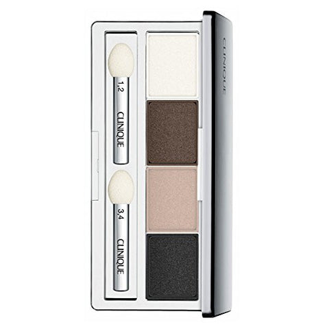 Clinique All About Shadow Quads 4 Shades 02 Jenna's Essentials