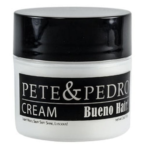 Pete And Pedro Cream   Best Hair Cream For Men With Coconut Oil Moisturizer And Conditioner