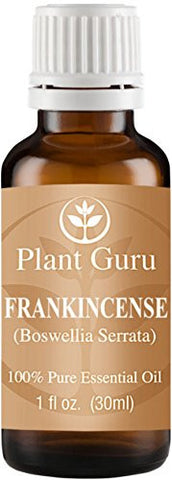 Frankincense Essential Oil 30 Ml / 1 Oz Extract Of Boswellia Serrata 100% Pure Undiluted Therapeutic