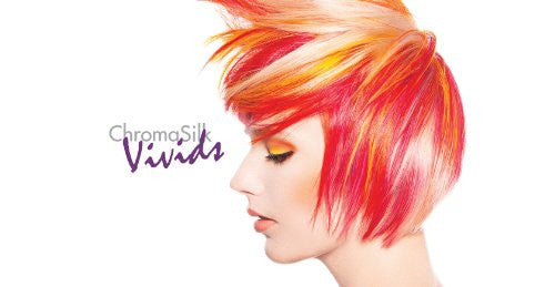 Pravana Chroma Silk Vivids   Yellow
