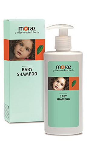 Moraz Natural Baby Shampoo Chamomile and Achillea