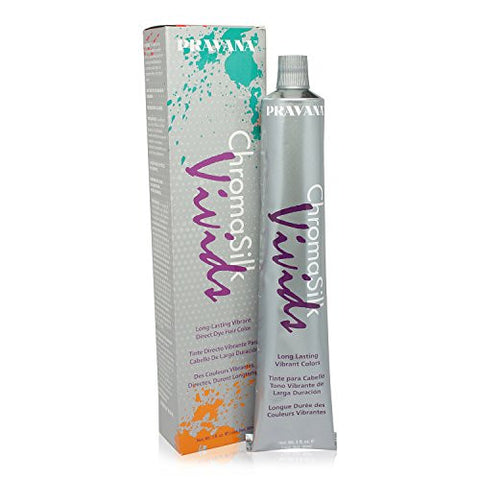 Pravana Chroma Silk Vivids (Orange) 3 Fl.Oz.
