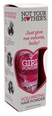 Not Your Mothers Girl Powder Volume Powder 0.21 Ounce (6ml) (3 Pack)