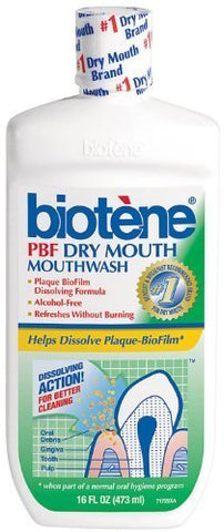 Biotene Dental BIOTENE DENTAL MOUTHWASH,PLAQUE DISSOLVG, 16 FZ
