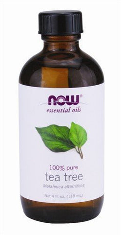 Now Foods   Tea Tree Oil   8 Ounce (4 Oz X 2)