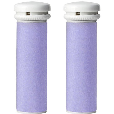 Emjoi Micro Pedi Refill Rollers For Exfoliation And Hard Skin Removal (Extra Soft For Smoothing Your