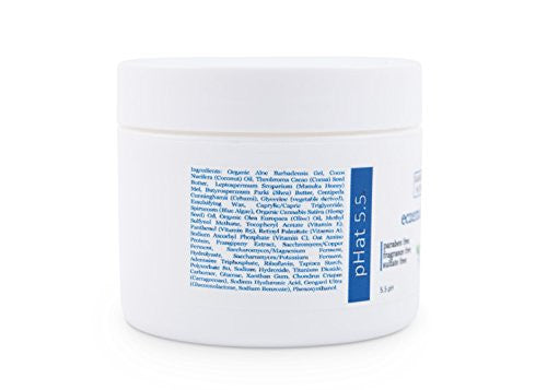 Eczema Cream For Hands, Face And Body By P Hat 5.5 (2 Oz)