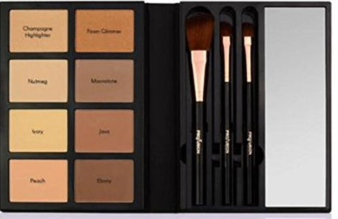 Profusion 8 Highlighter And Contour Colors Contour Palette