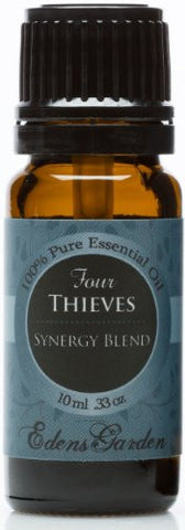 Edens Garden Fighting Five Essential Oil Synergy Blend, 100% Pure Therapeutic Grade (Highest Quality