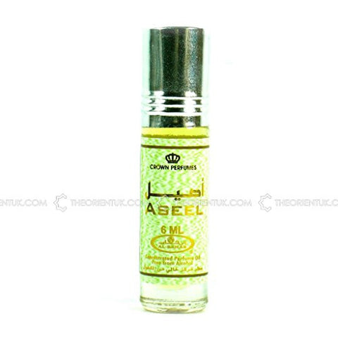 Aseel   6ml (.2 Oz) Perfume Oil By Al Rehab