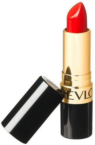 Revlon Super Lustrous Lipstick Creme, Certainly Red (740), 0.15 Ounce