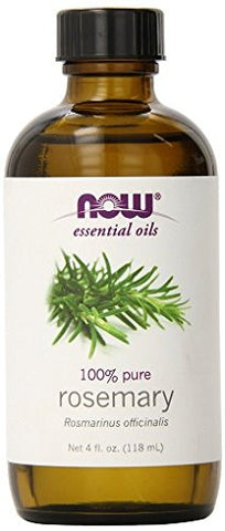 Now Foods Rosemary Oil 4 Oz