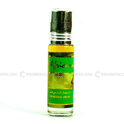 Africana   Perfume Oil By Al Rehab (6ml)