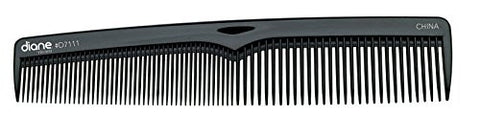 Diane Large Styling Comb #7111, Detangler, Adults And Kids, No More Tangle, Short Hair, Long Hair, T