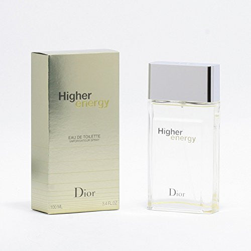 Higher Energy For Men By Dior 100 Ml 3.4 Oz Edt Sp