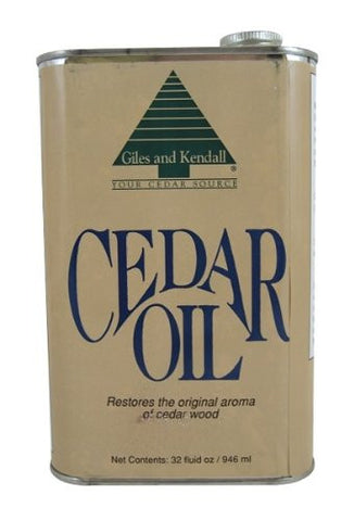 Cedar Oil 32oz 100% Natural Oil Of Aromatic Eastern Redcedar Wood