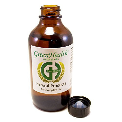 Green Health Valerian Root   4 Fl Oz (118 Ml) Glass Bottle W/Cap   100% Pure Essential Oil