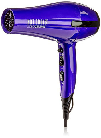 Hot Tools Professional Turbo Ceramic Ionic Salon Dryer Model No. Ht7007 Crm