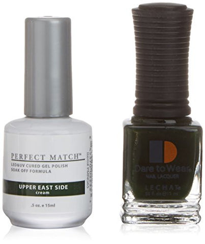 Lechat Perfect Match Nail Polish, Upper East Side, 0.500 Ounce
