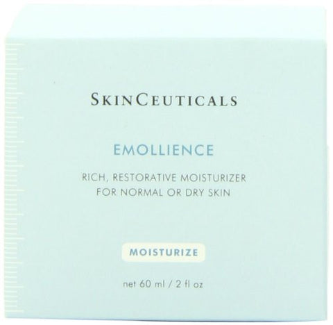 Skinceuticals Emollience Rich, Restorative Moisturizer For Normal Or Dry Skin, 2 Ounce Jar