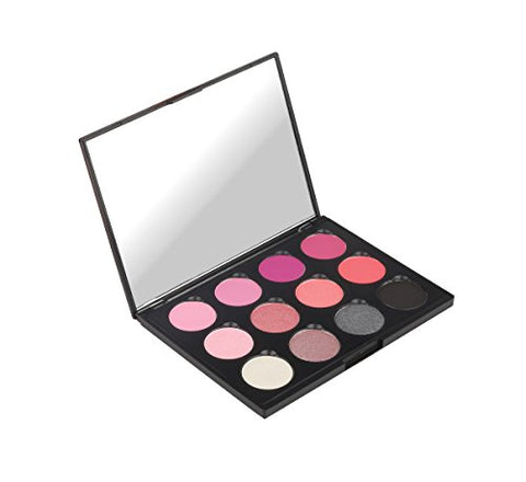 Coastal Scents Think Pink Palette, 8.5 Ounce
