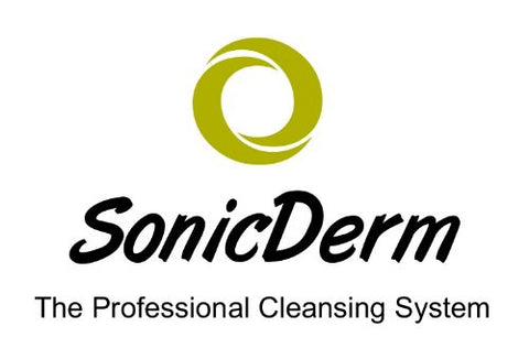 Sonic Derm   Professional Cleansing System, 4 Piece Replacement Brush Set For Sonic Derm Sd 201 And So