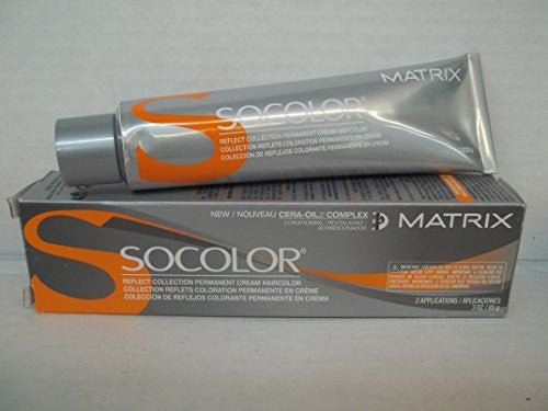 Matrix So Color   8 Mm Medium Blonde Mocha Mocha