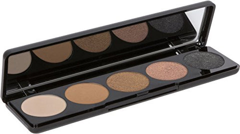 Natural Eye Shadow Palette (Cruelty Free) by Elizabeth Mott