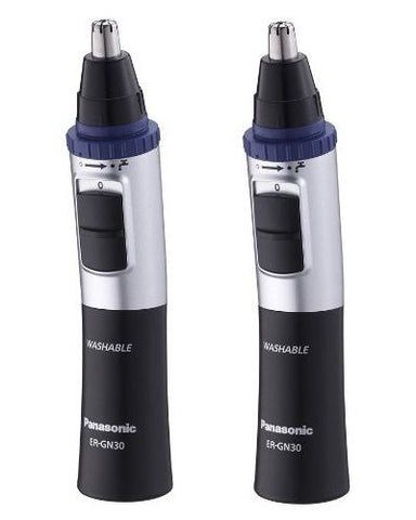 Panasonic Er Gn30 K Men S Nose & Ear Hair Trimmer (Pack Of 2)