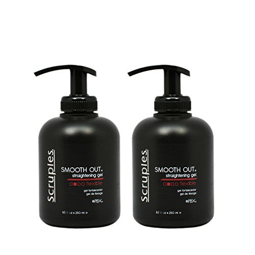 Scruples Smooth Out Straightening Gel, 8.5 Ounce (Set Of 2)