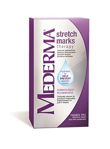 Mederma Stretch Marks Therapy - Hydrates to Help Prevent Stretch Marks - Clinically Shown to Produce