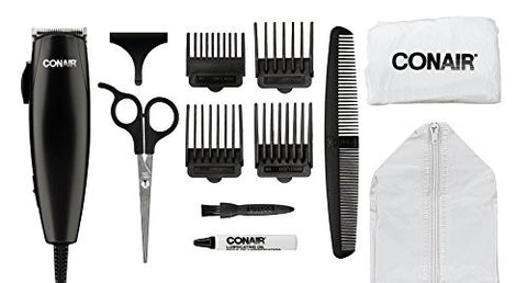 Conair 12 Piece Dual Voltage Haircut Kit