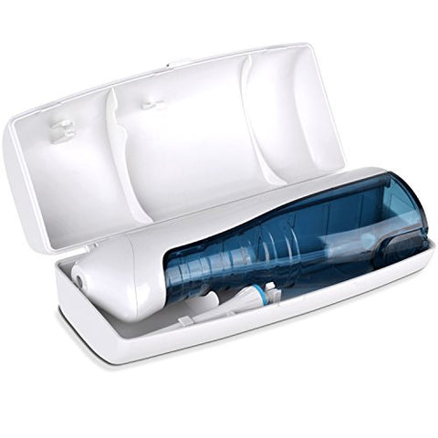 Travel Storage Case For The Professional Rechargable Oral Irrigators By Toilet Tree Products   Irrig